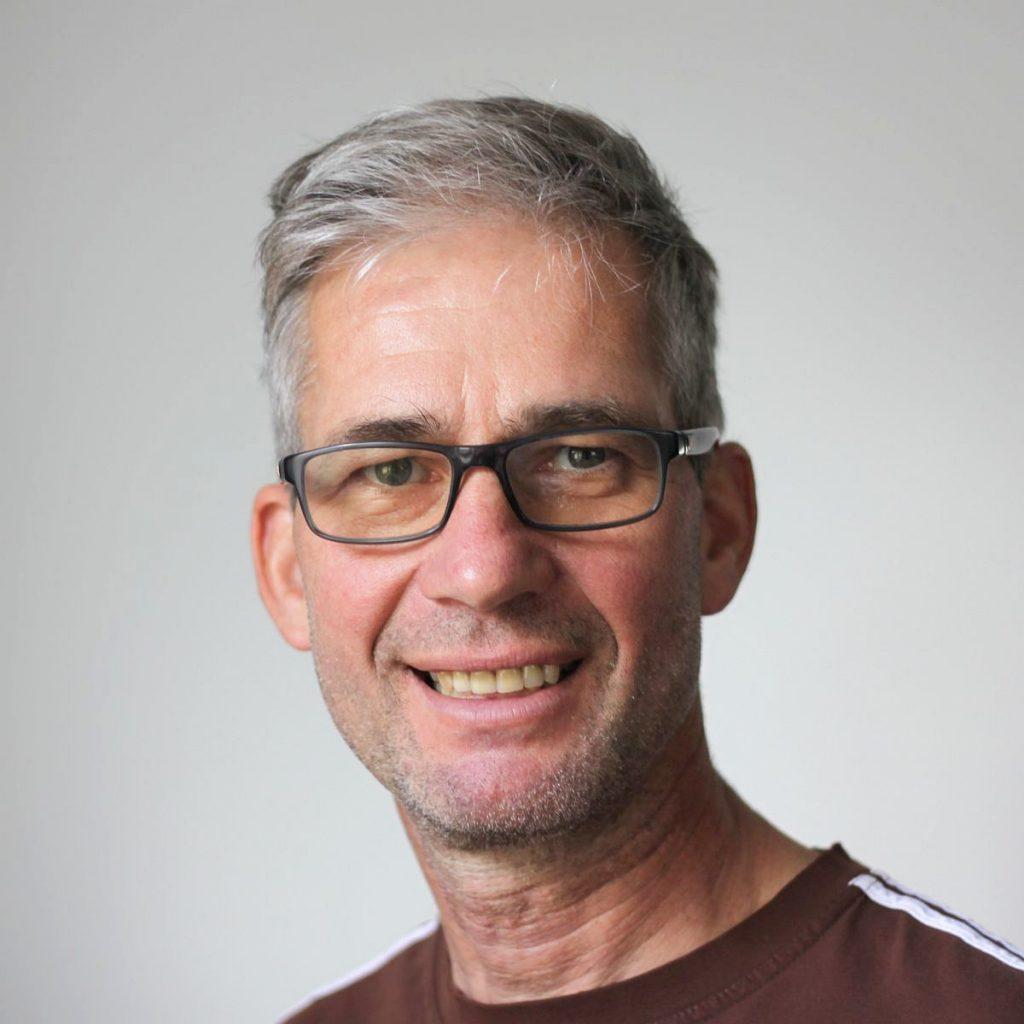 MedSport Inhaber und Trainer Markus pielenz